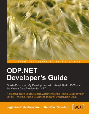 ODP.NET Developers Guide: Oracle Database 10g Development with Visual Studio 2005 and the Oracle Data Provider for .NET by Sunitha Paruchuri from Packt Publishing in Engineering & IT category