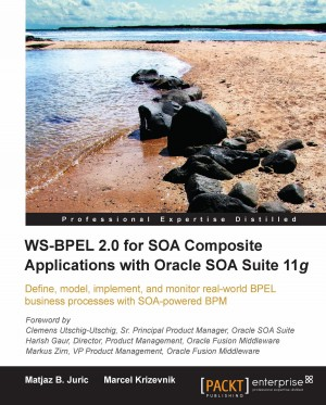 WS-BPEL 2.0 for SOA Composite Applications with Oracle SOA Suite 11g by Marcel Krizevnik from Packt Publishing in Engineering & IT category