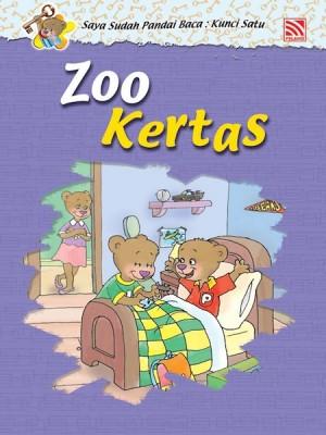 Zoo Kertas by Penerbitan Pelangi Sdn Bhd from Pelangi ePublishing Sdn. Bhd. in Children category