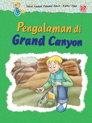 Pengalaman di Grand Canyon by Penerbitan Pelangi Sdn Bhd from  in  category