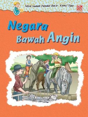 Negara Bawah Angin by Penerbitan Pelangi Sdn Bhd from Pelangi ePublishing Sdn. Bhd. in Children category