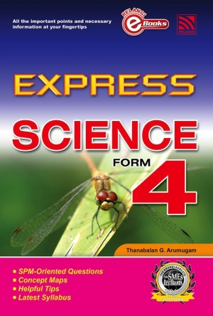 Express Science Form 4 by Penerbitan Pelangi Sdn Bhd from Pelangi ePublishing Sdn. Bhd. in General Academics category