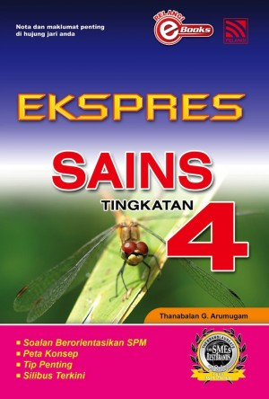 Ekspres Sains Tingkatan 4 by Penerbitan Pelangi Sdn Bhd from Pelangi ePublishing Sdn. Bhd. in General Academics category