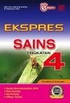 Ekspres Sains Tingkatan 4 by Penerbitan Pelangi Sdn Bhd from  in  category