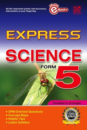 Express Science Form 5 by Penerbitan Pelangi Sdn Bhd from Pelangi ePublishing Sdn. Bhd. in General Academics category