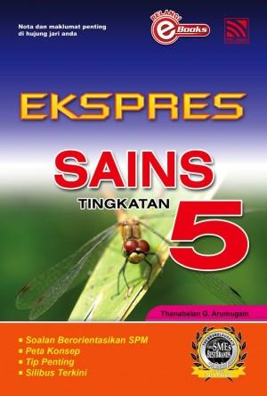 Ekspres Sains Tingkatan 5 by Penerbitan Pelangi Sdn Bhd from Pelangi ePublishing Sdn. Bhd. in General Academics category