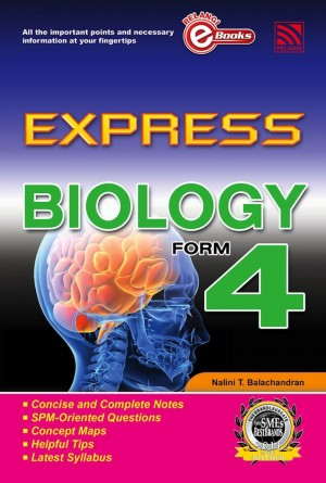 Express Biology Form 4 by Penerbitan Pelangi Sdn Bhd from  in  category