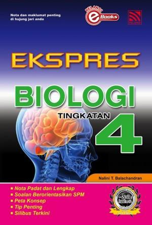 Ekspres Biologi Tingkatan 4 by Penerbitan Pelangi Sdn Bhd from  in  category