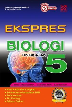 Ekspres Biologi Tingkatan 5 by Penerbitan Pelangi Sdn Bhd from Pelangi ePublishing Sdn. Bhd. in General Academics category