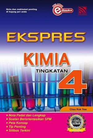 Ekspres Kimia Tingkatan 4 by Penerbitan Pelangi Sdn Bhd from Pelangi ePublishing Sdn. Bhd. in General Academics category