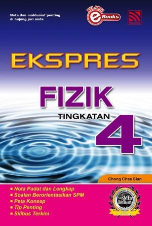 Ekspres Fizik Tingkatan 4 by Penerbitan Pelangi Sdn Bhd from Pelangi ePublishing Sdn. Bhd. in General Academics category