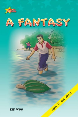 A Fantasy by Kit Woo from Pelangi ePublishing Sdn. Bhd. in Children category