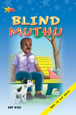Blind Muthu by Kit Woo from Pelangi ePublishing Sdn. Bhd. in Children category