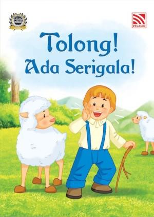 Tolong! Ada Serigala! by Penerbitan Pelangi Sdn Bhd from Pelangi ePublishing Sdn. Bhd. in Children category