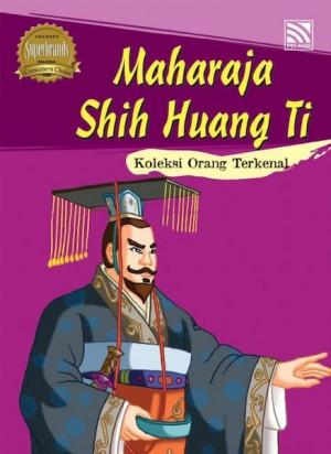Maharaja Shih Huang Ti by Penerbitan Pelangi Sdn Bhd from Pelangi ePublishing Sdn. Bhd. in Children category