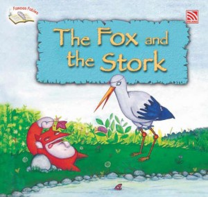 The Fox and the Stork by Penerbitan Pelangi Sdn Bhd from Pelangi ePublishing Sdn. Bhd. in Children category