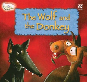The Wolf and the Donkey by Penerbitan Pelangi Sdn Bhd from Pelangi ePublishing Sdn. Bhd. in Children category