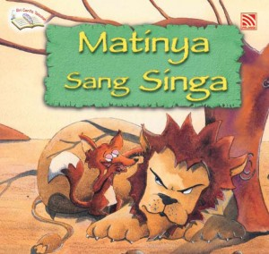 Matinya Sang Singa by Penerbitan Pelangi Sdn Bhd from  in  category