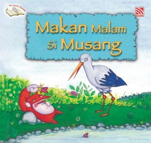 Makan Malam Si Musang by Penerbitan Pelangi Sdn Bhd from Pelangi ePublishing Sdn. Bhd. in Children category