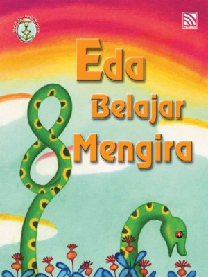 Eda Belajar Mengira by Penerbitan Pelangi Sdn Bhd from Pelangi ePublishing Sdn. Bhd. in Children category