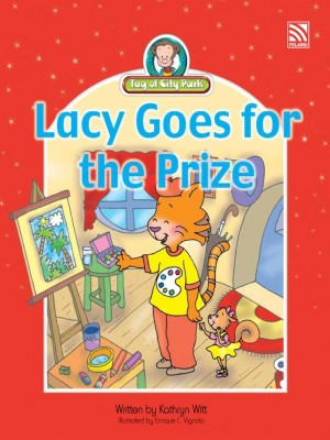 Lacy Goes for the Prize by Penerbitan Pelangi Sdn Bhd from Pelangi ePublishing Sdn. Bhd. in Children category