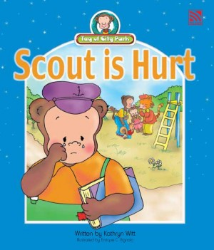 Scout Is hurt by Penerbitan Pelangi Sdn Bhd from Pelangi ePublishing Sdn. Bhd. in Children category