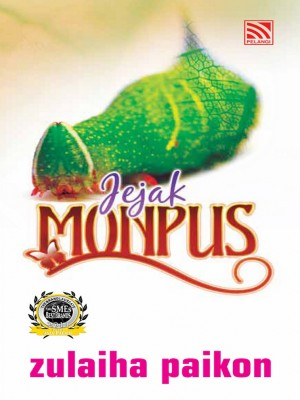 Jejak Monpus by Zulaiha Paikon from Pelangi ePublishing Sdn. Bhd. in General Novel category