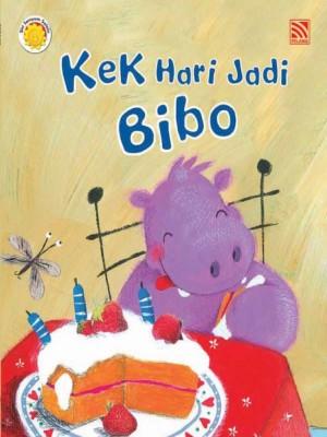 Kek Hari Jadi Bibo by Penerbitan Pelangi Sdn Bhd from Pelangi ePublishing Sdn. Bhd. in Children category