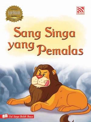 Sang Singa yang Pemalas