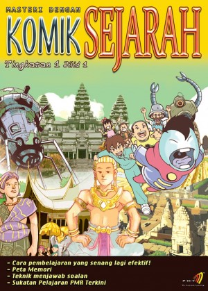 Masteri Dengan Komik Sejarah Tingkatan 1 Jilid 1 by Penerbitan Pelangi Sdn Bhd from Pelangi ePublishing Sdn. Bhd. in Children category