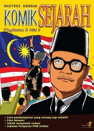 Masteri Dengan Komik Sejarah Tingkatan 3 Jilid 2 by Penerbitan Pelangi Sdn Bhd from Pelangi ePublishing Sdn. Bhd. in Children category