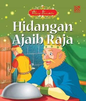 Hidangan Ajaib Raja by Eunice Yeo from Pelangi ePublishing Sdn. Bhd. in Children category
