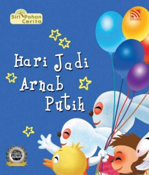 Hari Jadi Arnab Putih by June Chiang from Pelangi ePublishing Sdn. Bhd. in Children category