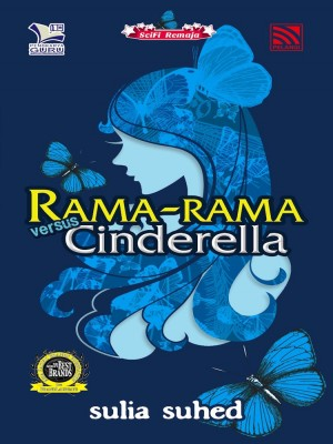 Rama-rama versus Cinderella by Sulia Suhed from Pelangi ePublishing Sdn. Bhd. in General Novel category