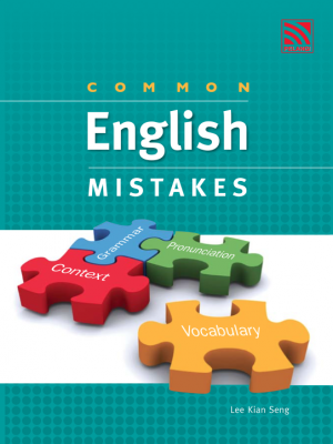 Common English Mistake by Lee Kian Seng from  in  category