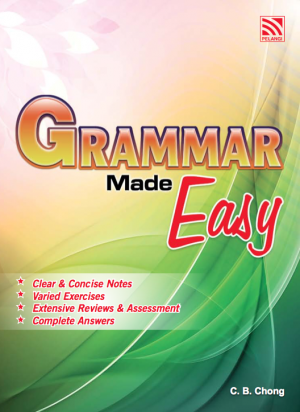 Grammar Made Easy by C. B. Chong from  in  category
