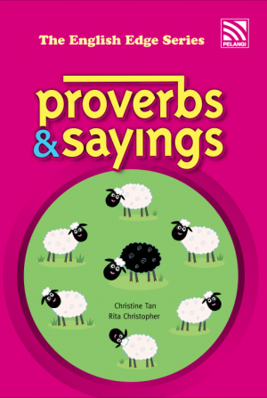 The English Edge Series: Proverbs & Sayings