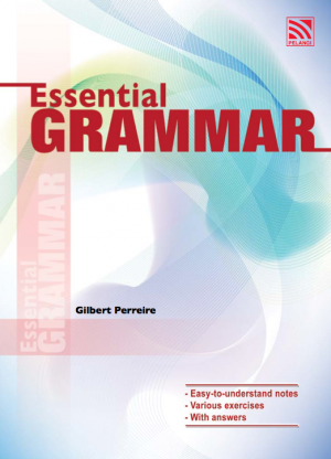 Essential Grammar by Gilbert Perreire from  in  category