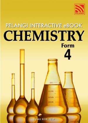 Chemistry Interactive eBook Form 4