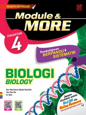Module & More | Biologi Tingkatan 4 by Nor Mazliana Abdul Hashim, Tan Moi Ho, N. Nair from Pelangi ePublishing Sdn. Bhd. in General Academics category