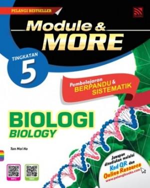 Module & More | Biologi Tingkatan 5