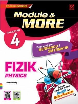 Module & More | Fizik Tingkatan 4 by Yeoh Ti Pheng from Pelangi ePublishing Sdn. Bhd. in General Academics category