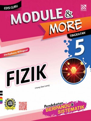 Module & More | Fizik Tingkatan 5 by Chang See Leong from Pelangi ePublishing Sdn. Bhd. in General Academics category