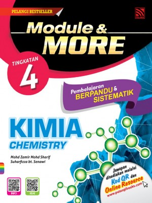 Module & More | Kimia Tingkatan 4 by Mohd Zamir Mohd Sharif, Suharfizza bt. Senawi from  in  category