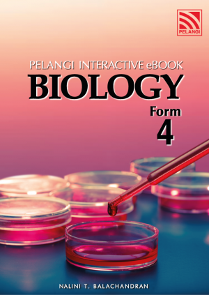 Pelangi Interactive eBook Biology Form 4 by Nalini T. Balachandran from Pelangi ePublishing Sdn. Bhd. in School Exercise category