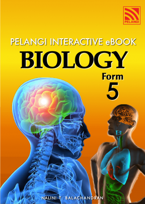 Biology Interactive eBook Form 5