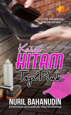 Kasut Hitam Topi Pink by Nuril Bahanudin from  in  category