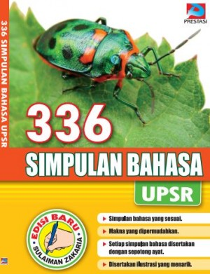 336 Simpulan Bahasa by Sulaiman Zakaria from  in  category