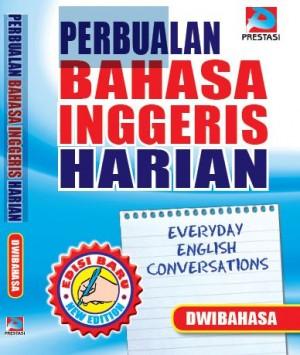 Perbualan Bahasa Inggeris Harian Dwibahasa by Sureen Randhawa from Penerbitan Prestasi Cemerlang Sdn Bhd in General Academics category
