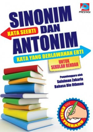 Sinonim Dan Antonim by Sulaiman Zakaria from  in  category